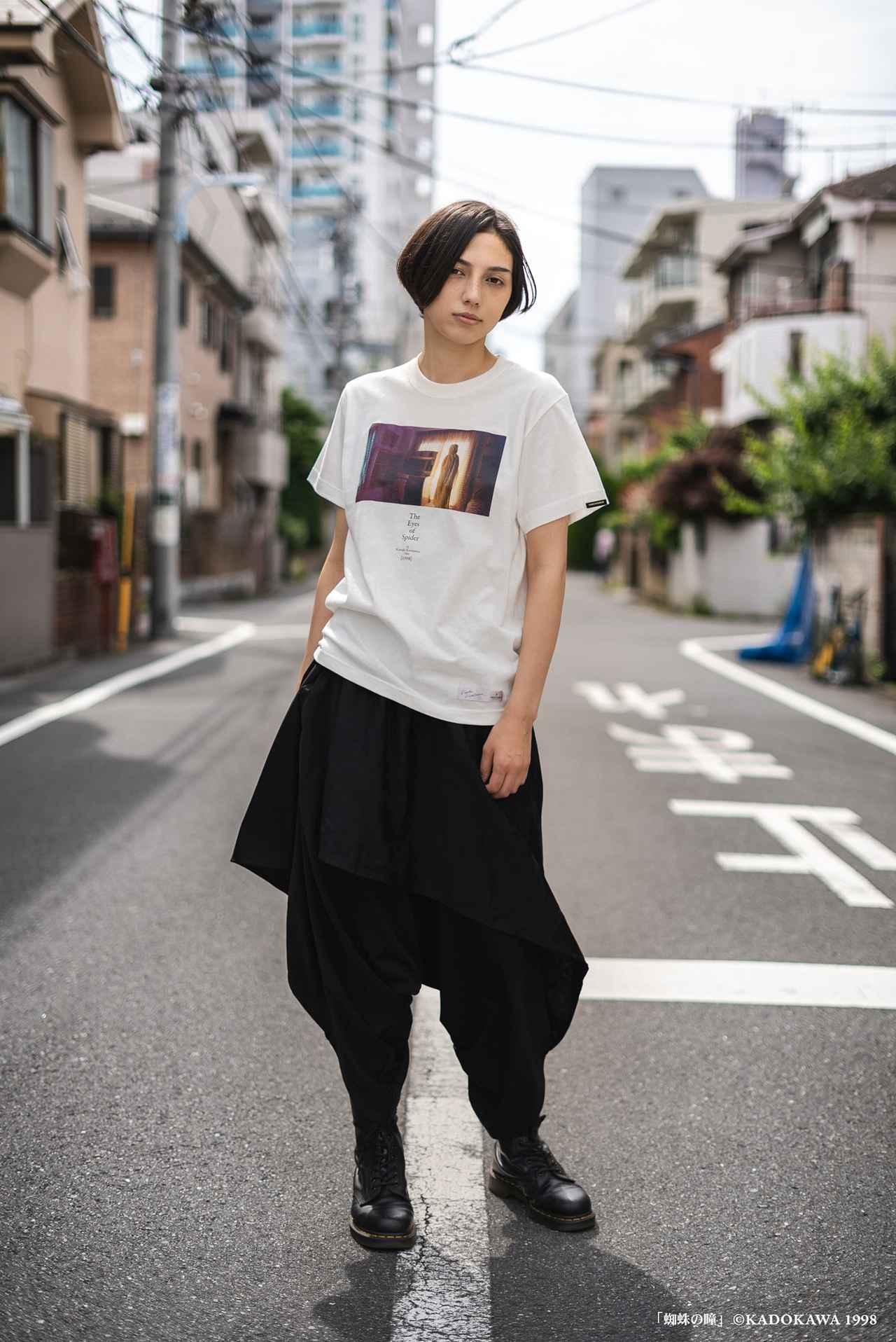 画像8: 『CURE』『回路』など黒沢清監督4作品のTシャツが本日より発売