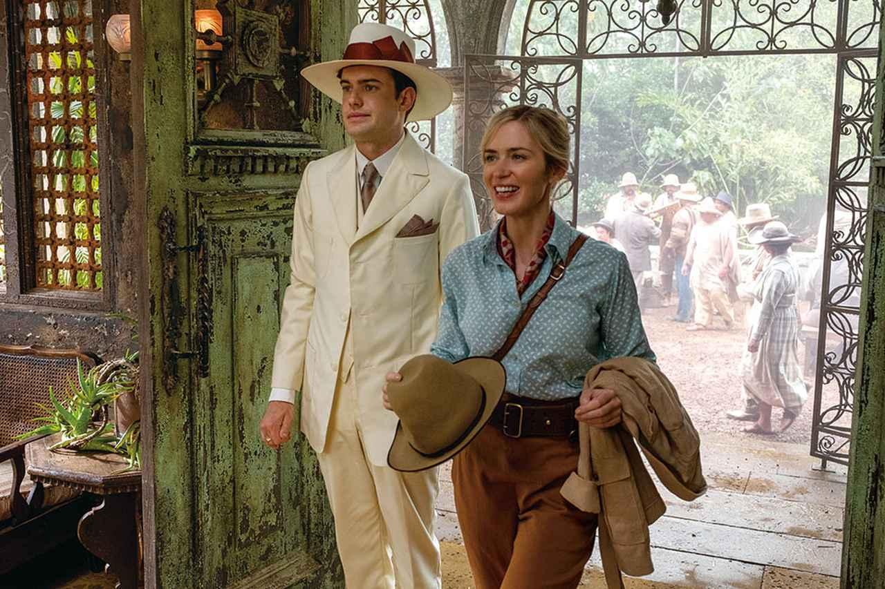 画像: リリーのちょっと天然な弟(ジャック・ホワイトホール)も冒険に加わる