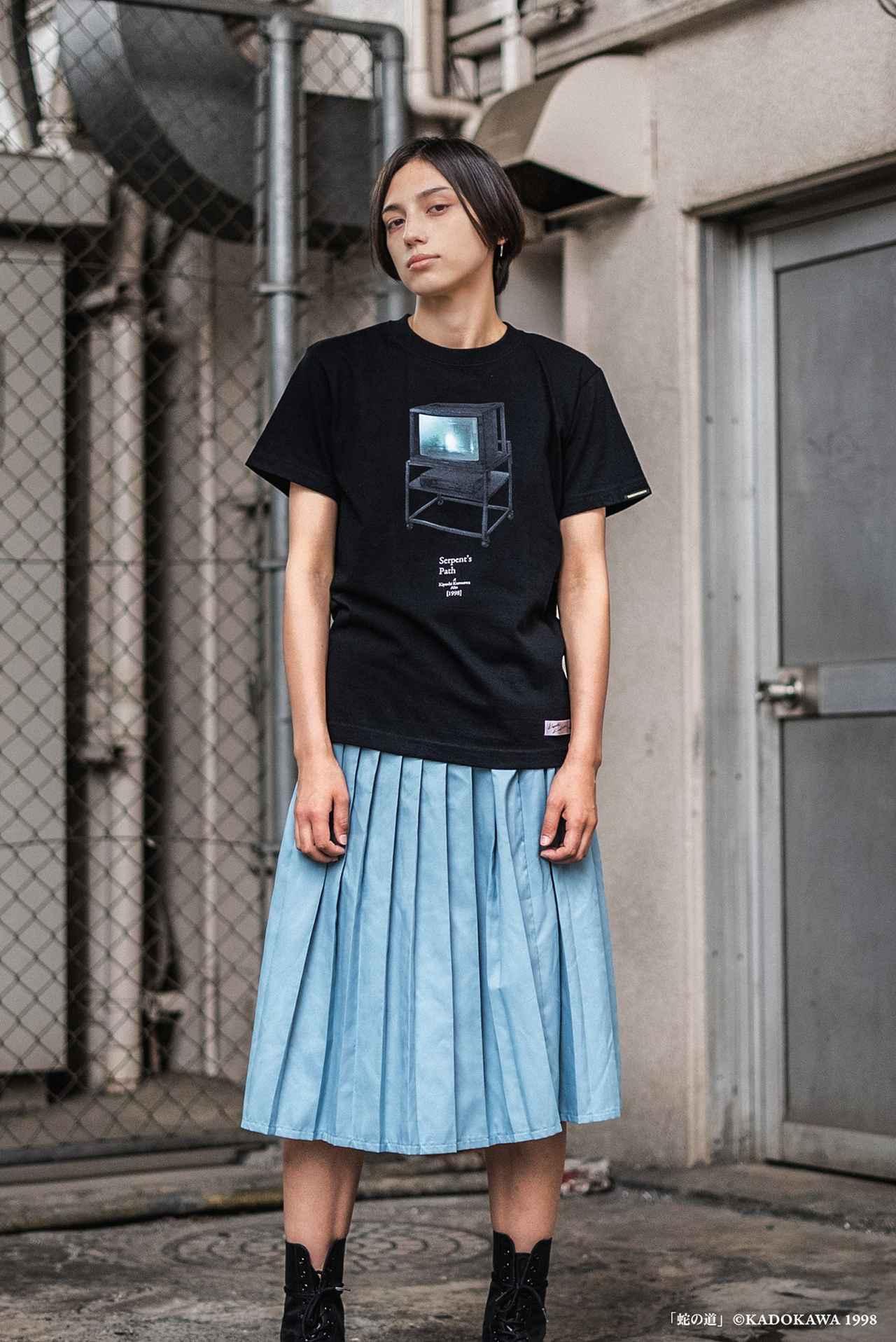 画像7: 『CURE』『回路』など黒沢清監督4作品のTシャツが本日より発売