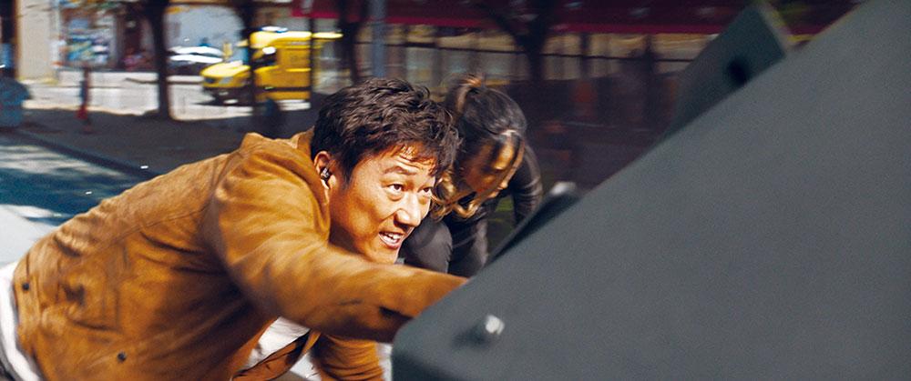 画像: 東京にて潜伏していて生きていたハンにファミリー歓喜!