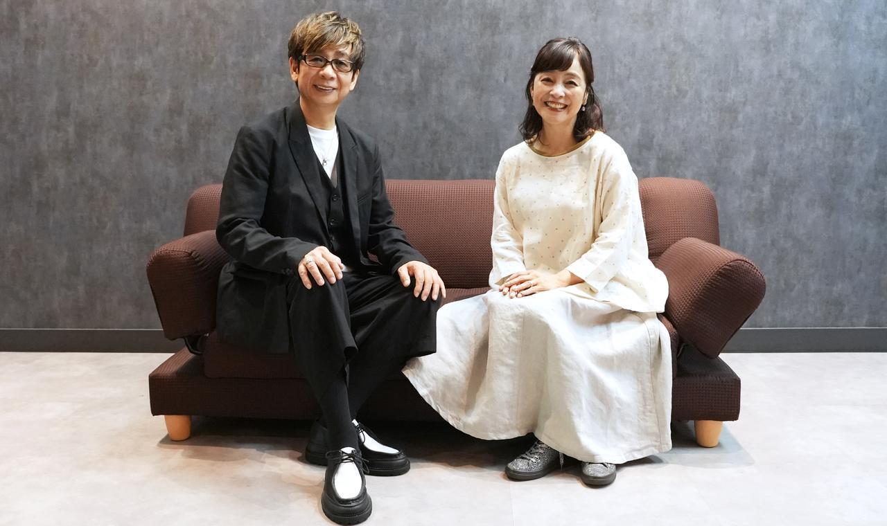 画像: 番組開始を記念し、日髙&山寺宏一のオフィシャルインタビューが到着
