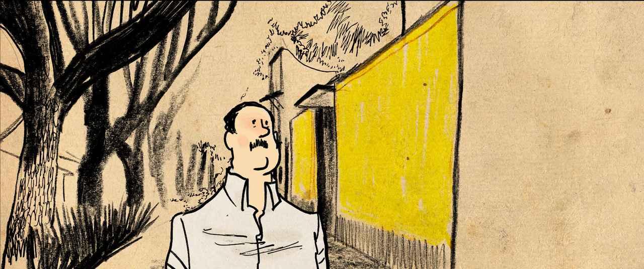 画像4: 世界が絶賛したオーレル監督作品『ジュゼップ 戦場の画家』貴重なキャラクタースケッチ一挙解禁!
