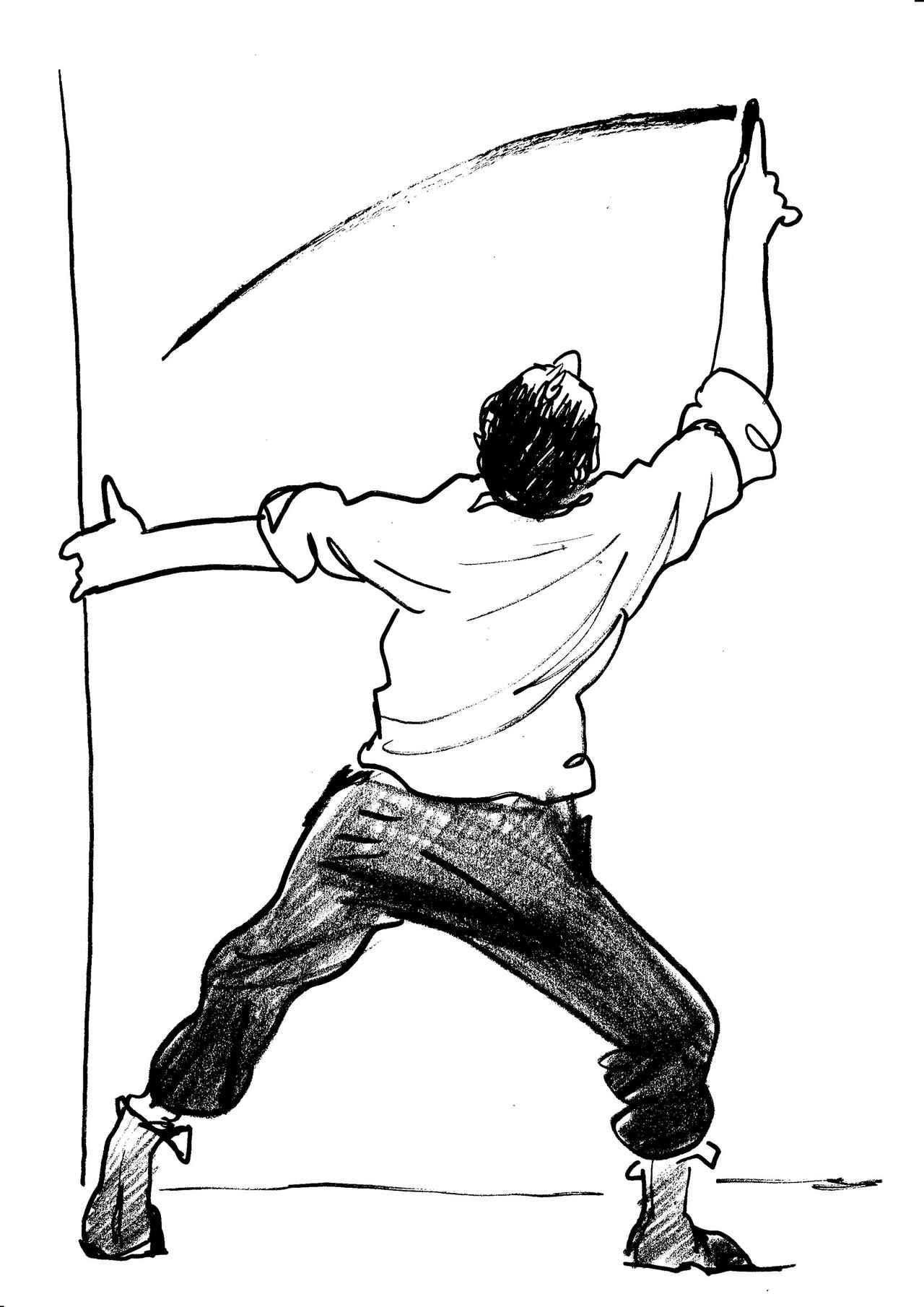 画像1: 愛する人との再会を胸に、どんな現実も描くことで生き抜いた男の感動の実話