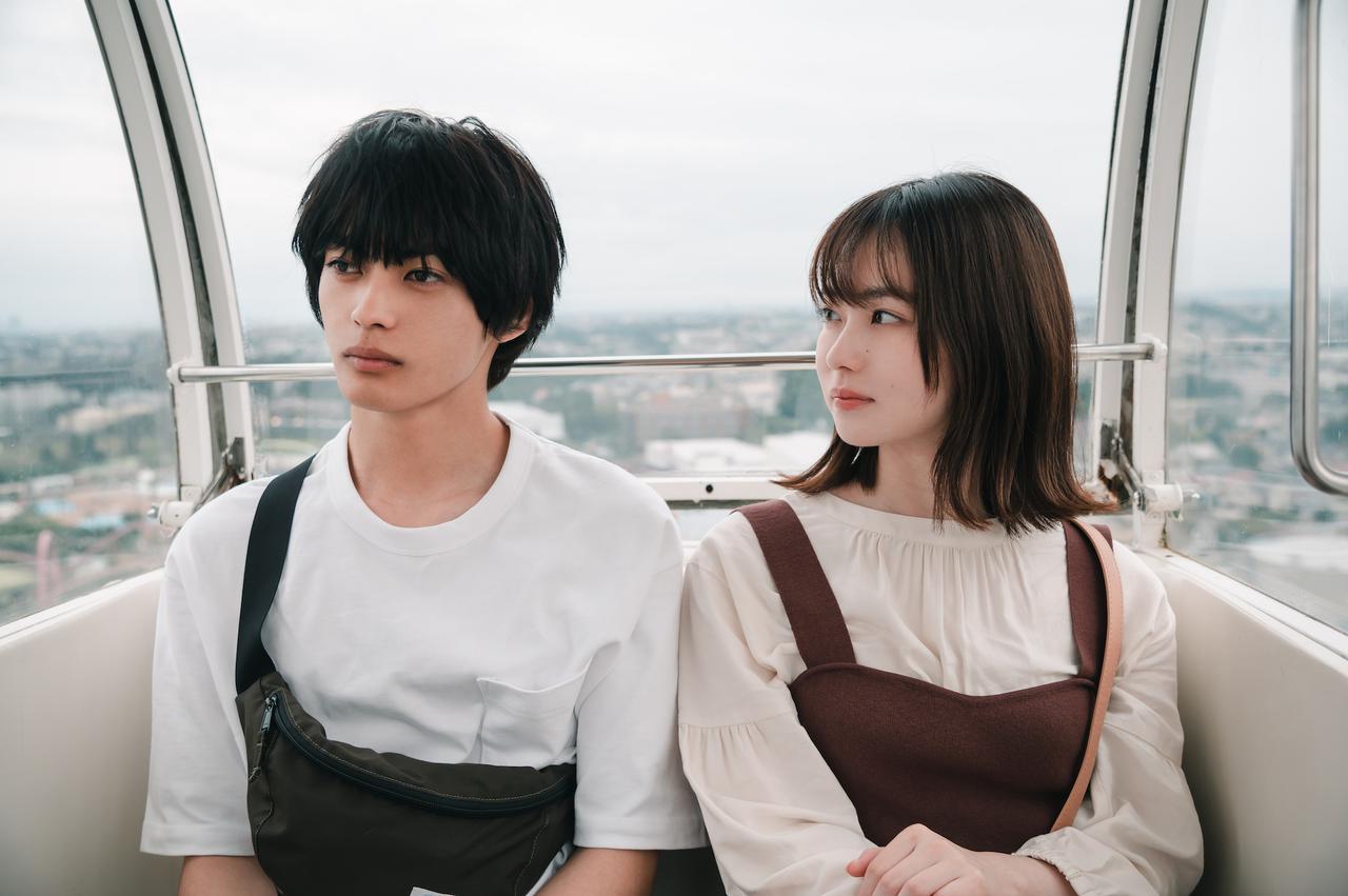 画像2: 写真左から:神尾楓珠、山田杏奈 (c)2021「彼女が好きなものは」製作委員会