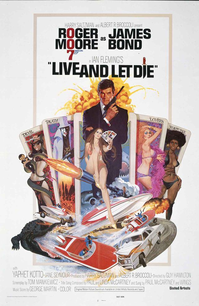 画像: 世界のポスターで見る「007」シリーズ 全24作品まとめ