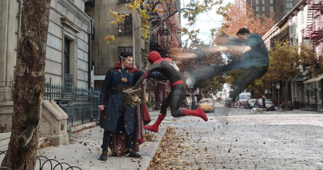 画像1: 全世界待望『スパイダーマン:ノー・ウェイ・ホーム』予告映像解禁