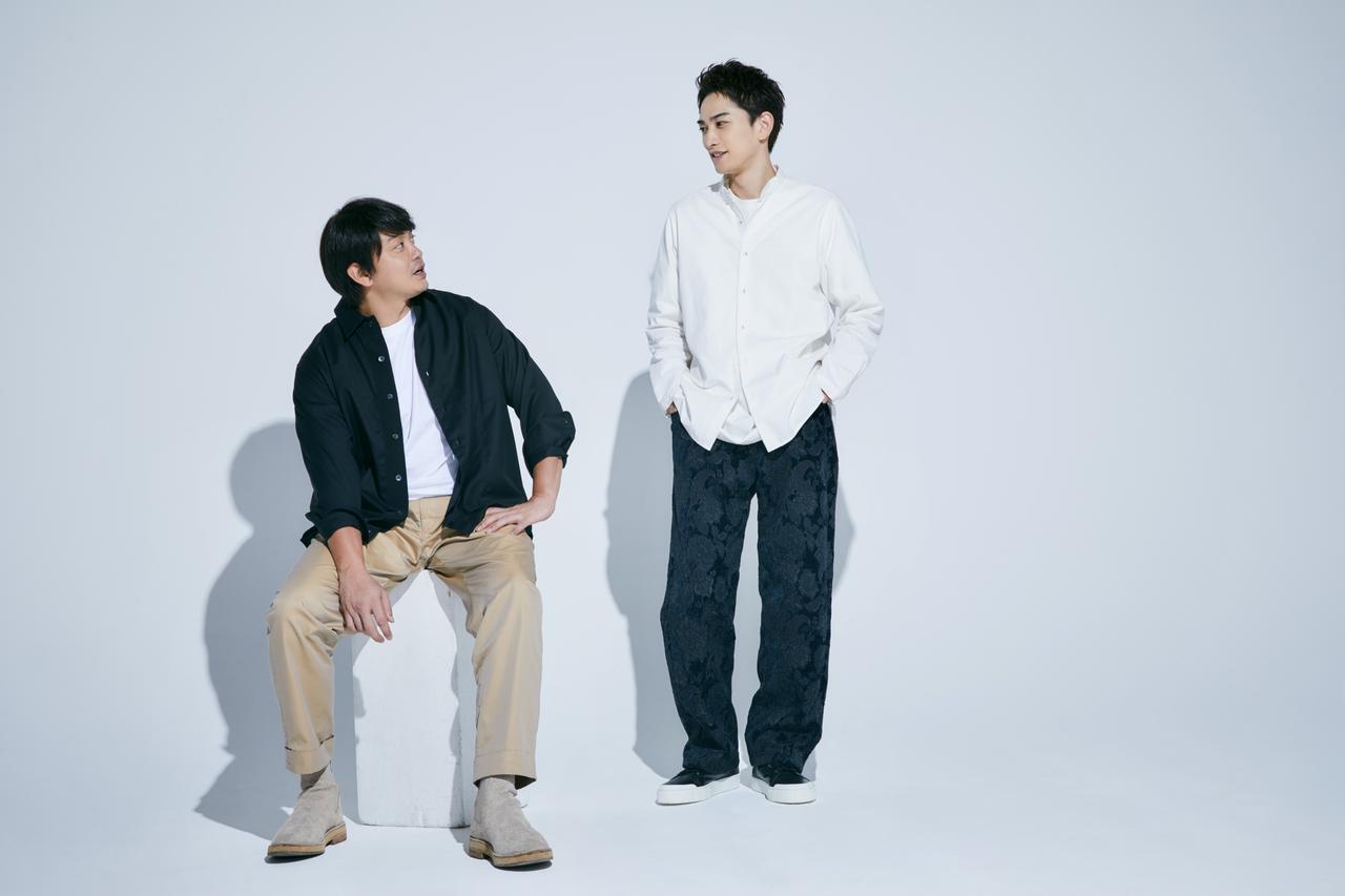 画像1: 劇団EXILE 青柳翔×町田啓太「JAM -the drama-」インタビュー