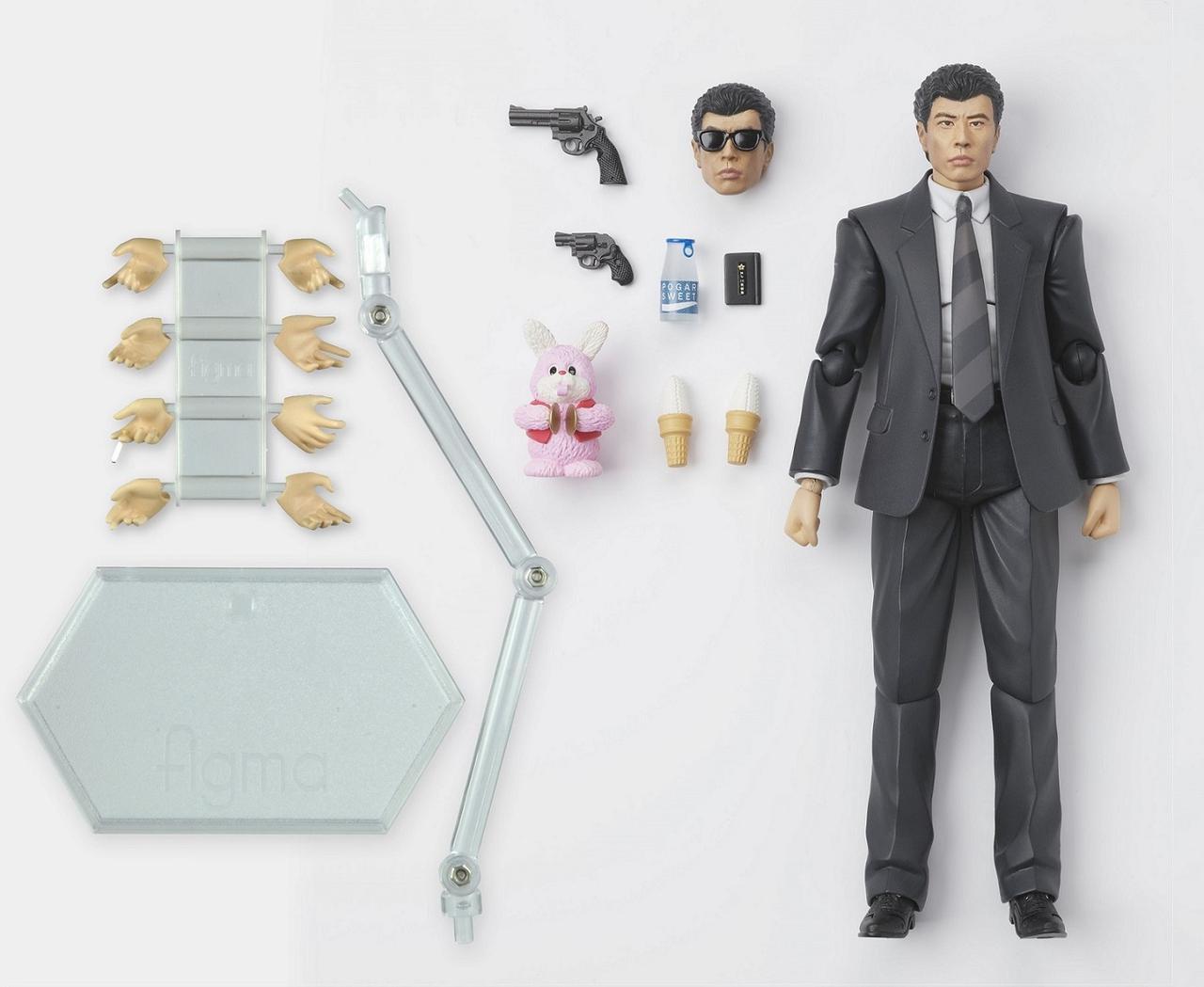 画像1: 「あぶない刑事」&「もっとあぶない刑事」、HDリマスター版Blu-rayが発売決定!タカ&ユージのフィギュアも登場
