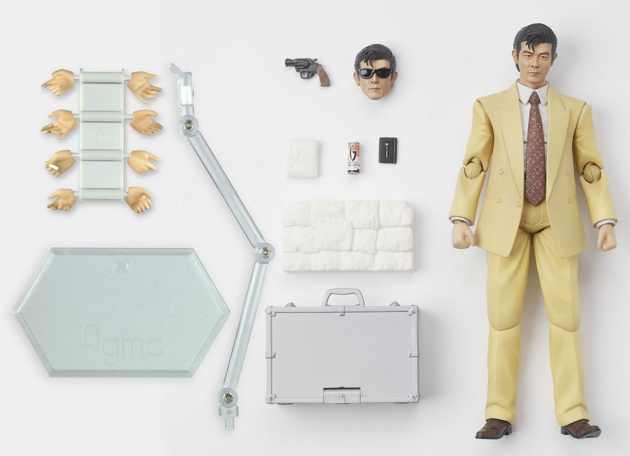 画像2: 「あぶない刑事」&「もっとあぶない刑事」、HDリマスター版Blu-rayが発売決定!タカ&ユージのフィギュアも登場