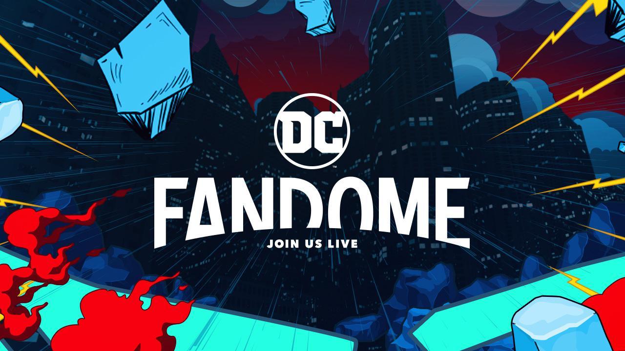画像: DC FanDome: Join Us Live