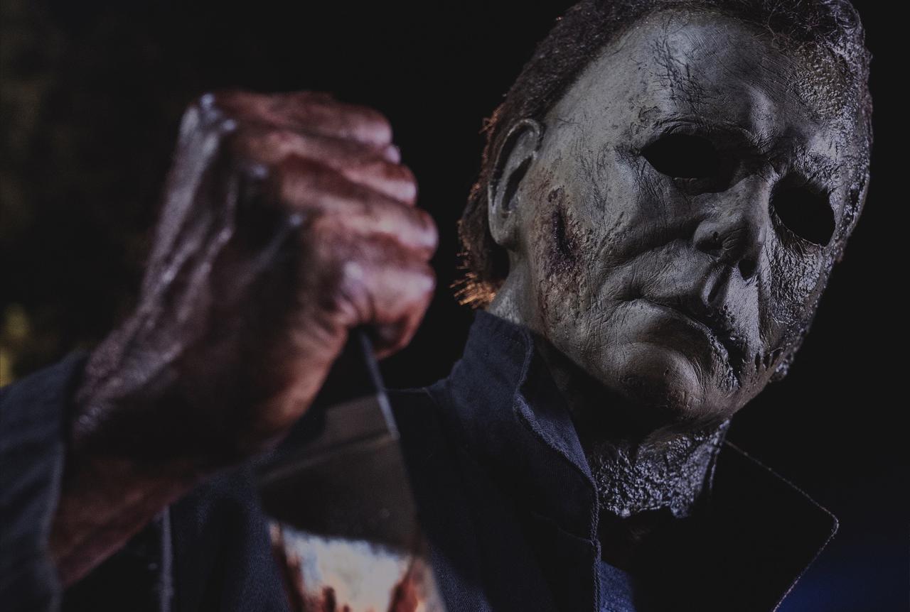 """画像2: 殺る気みなぎるハドンフィールド!『ハロウィン KILLS』""""全員KILLS""""な場面写真が一挙解禁"""