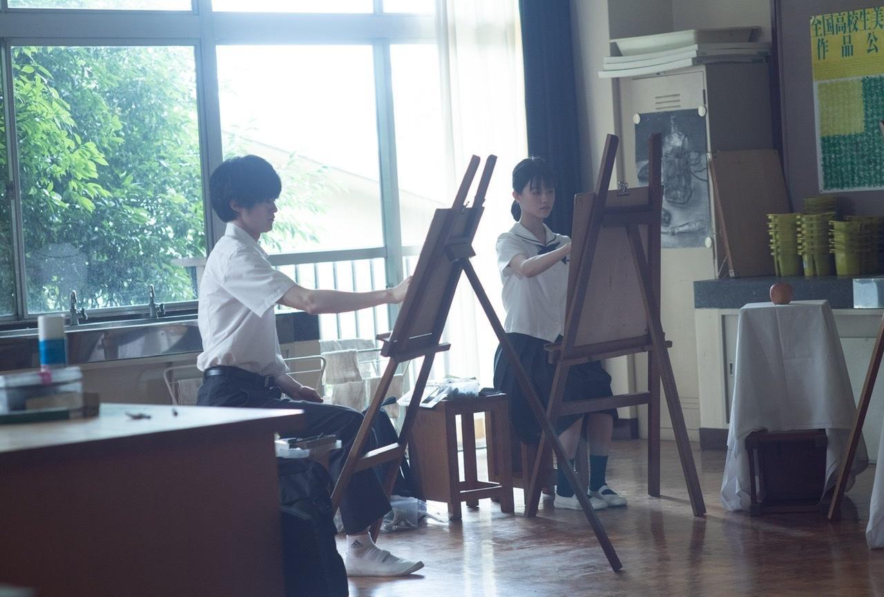 画像4: 志田彩良×井浦新共演、映画『かそけきサンカヨウ』鈴鹿央士ら新たな場面写真到着