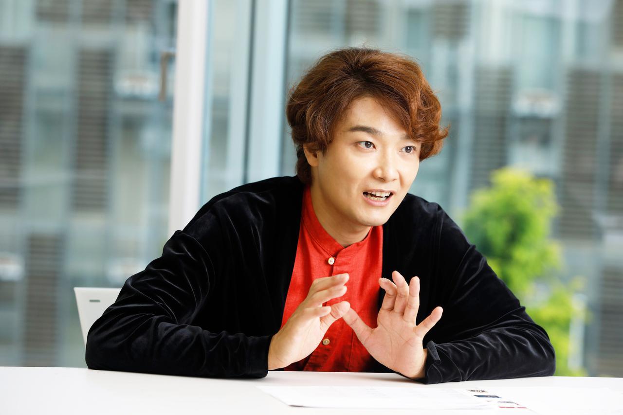 画像2: 井上芳雄が思う 「トニー賞」復活とミュージカル界の未来とは?