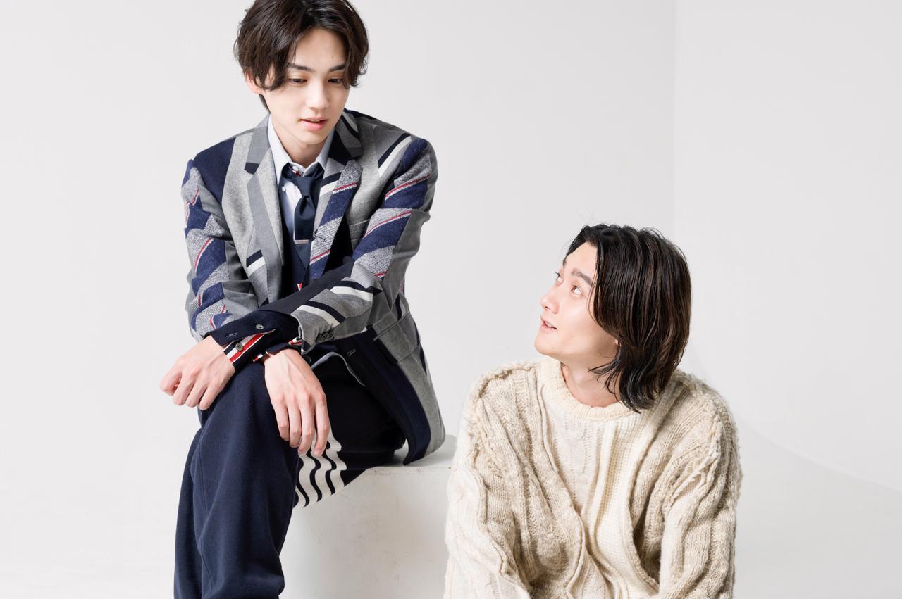 画像5: ドラマイズム「トーキョー製麺所」吉野北人× 栁俊太郎インタビュー