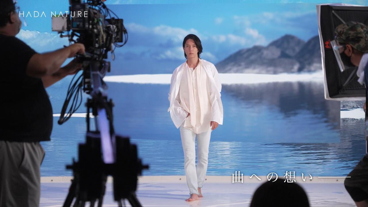 画像2: 山下智久新曲「Beautiful World」CMタイアップ曲に決定