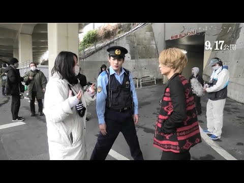 画像: 映画『クロガラス0』メイキング映像(9月17日公開) youtu.be