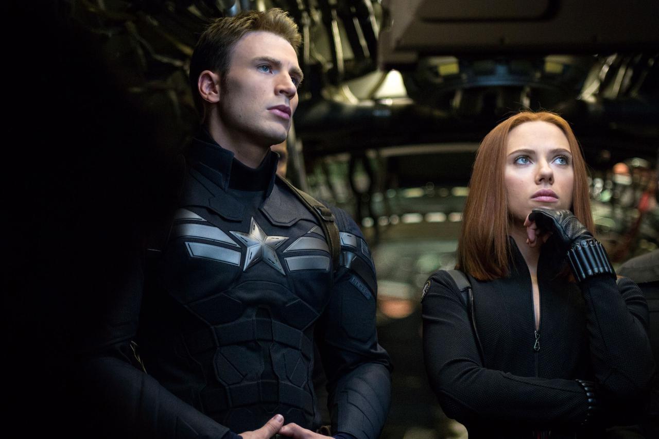 画像: 『キャプテン・アメリカ/ウィンター・ソルジャー』 © 2021 Marvel ディズニープラスで配信中