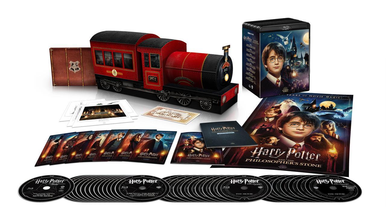 画像: 『ハリー・ポッターと賢者の石』映画製作20周年記念! ハリー&ロン&ハーマイオニーがホグワーツ・エクスプレスに乗って帰ってくる!