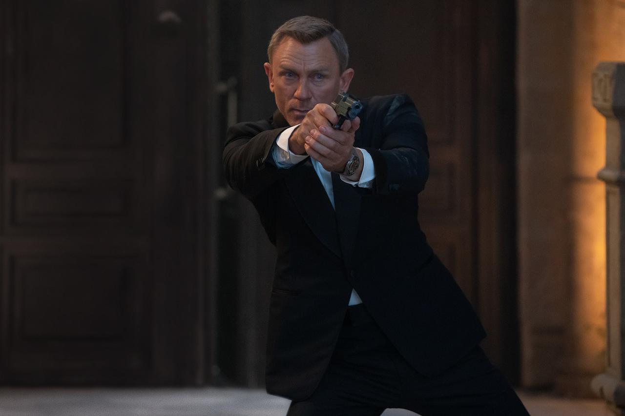 """画像: """"ダニエル・ボンド""""シリーズの軌跡と最新作の名シーンが詰め込まれた『007/ノー・タイム・トゥ・ダイ』 特別映像、解禁!"""