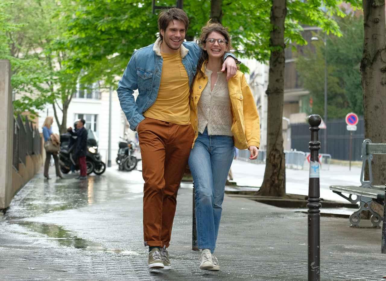 画像: CHECK POINT1 ロマンチックすぎて、実生活でも主演2人はカップルに!