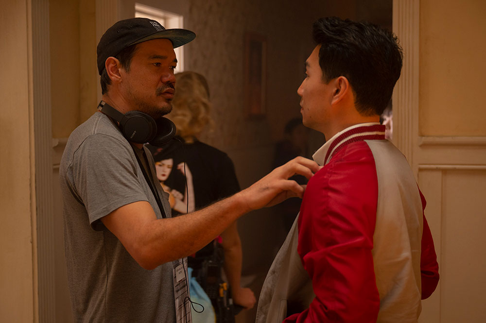 画像: 本作以前に複数のMCU俳優と組んできたクレットン監督(左)