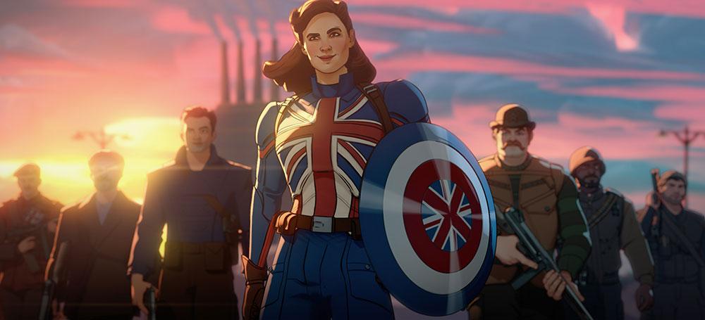 画像: 第1話:「もしも…キャプテン・カーターがファースト・アベンジャーだったら?」