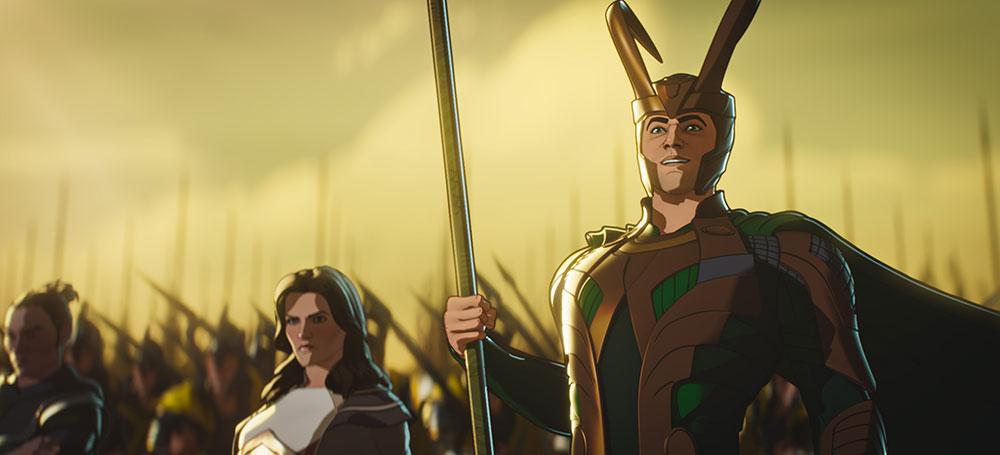 画像: 『アベンジャーズ』とは異なり兄の敵討ちに来たロキ