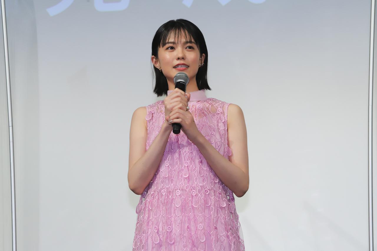 画像: 主演を務めた志田彩良