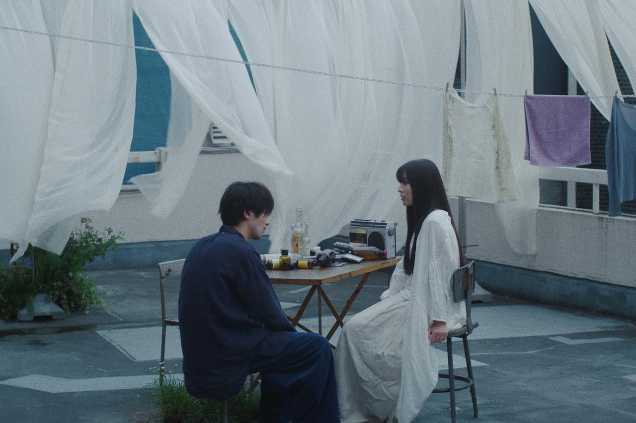 画像: 出演:横浜流星、ロン・モンロウ