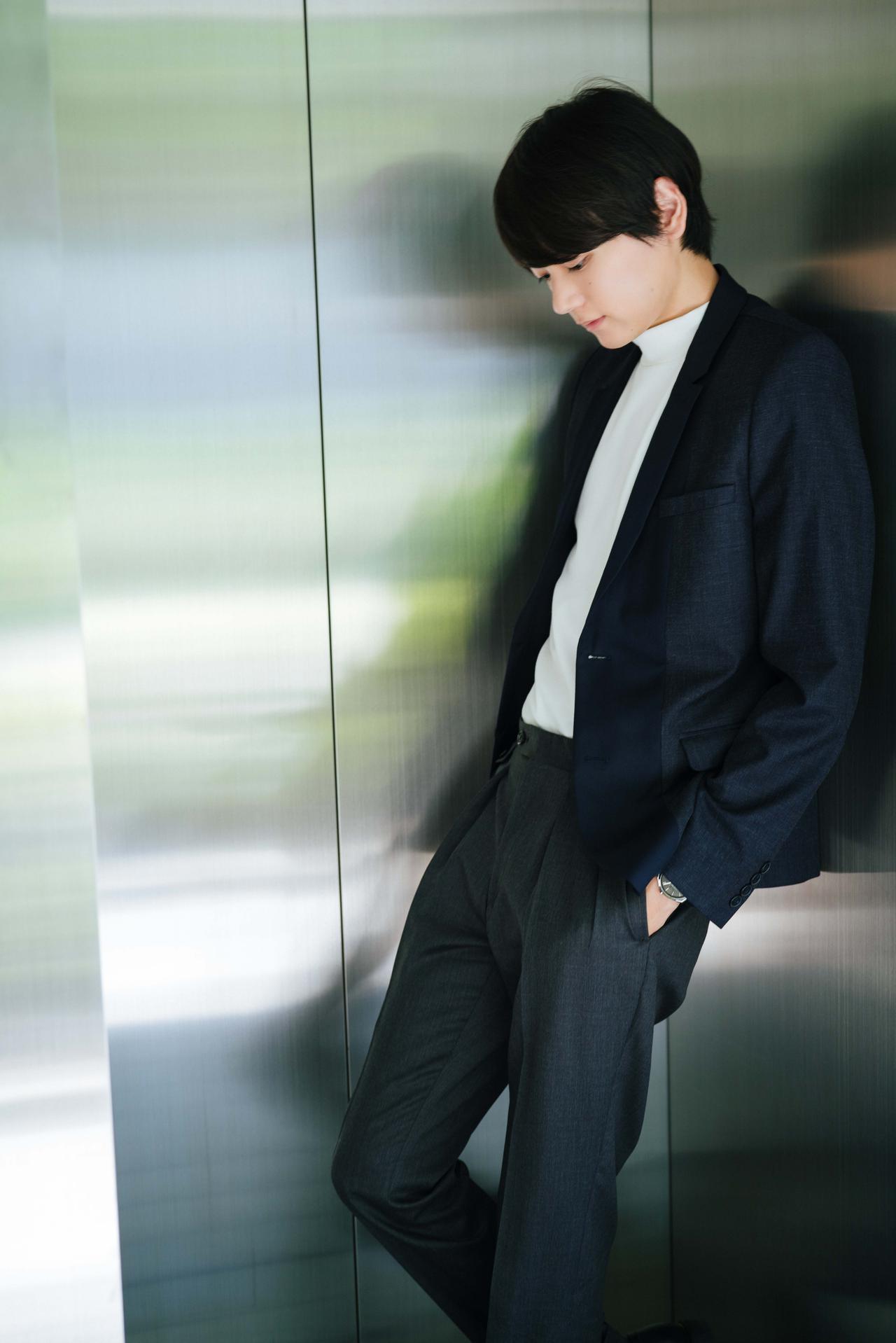 画像3: 《古川雄輝》真夜中ドラマ「ごほうびごはん」インタビュー「前向きな気持ちになれるような作品としてお届けしたいです」