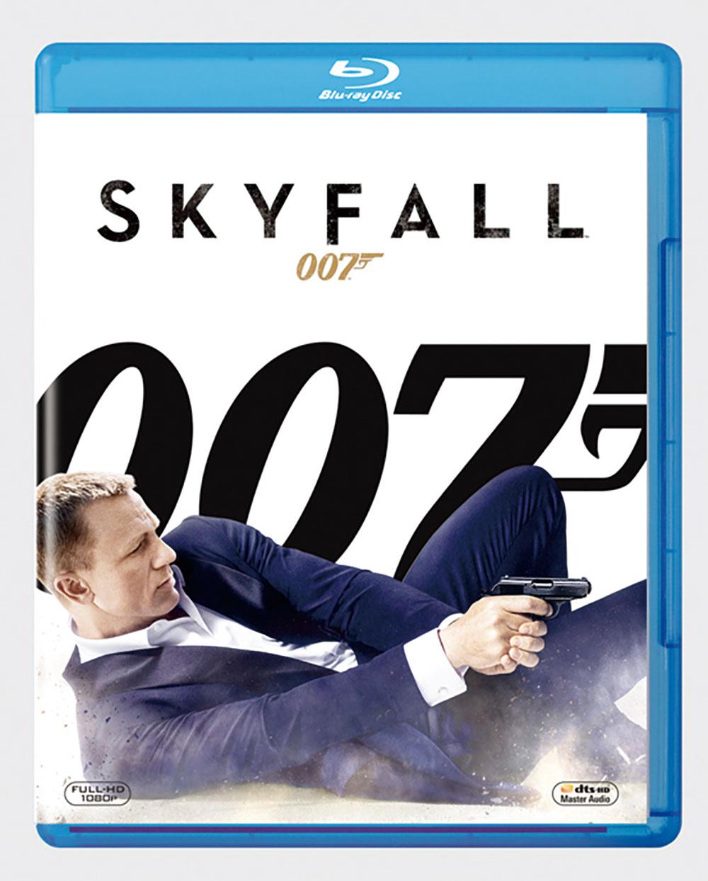 画像: 『007/スカイフォール』ブルーレイ、DVD 発売中発売元:ワーナー・ブラザースホームエンターテイメント販売元:NBC ユニバーサル・エンターテイメント SKYFALL©2012 Danjaq, LLC, United Artists Corporation,Columbia Pictures Industries, Inc.SKYFALL, 007 Gun Logo and related James BondTrademarks©1962-2013 Danjaq, LLC and United ArtistsCorporation.SKYFALL, 007 Gun Logo and related James BondTrademarks are trademarks of Danjaq, LLC. All RightsReserved.