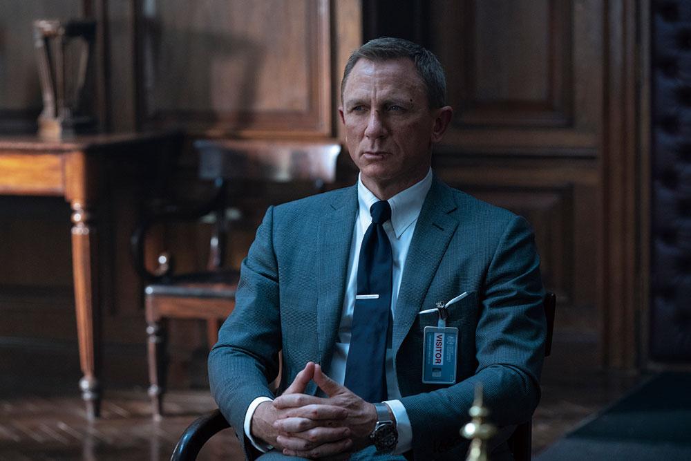 画像2: ダニエル・クレイグがこだわった「007/ノー・タイム・トゥ・ダイ」でボンドが着用する新タイムピース