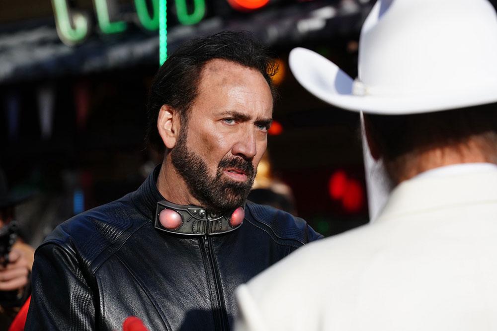 画像1: ヒーローという名の「ヒーロー役」を演じるニコラス・ケイジ
