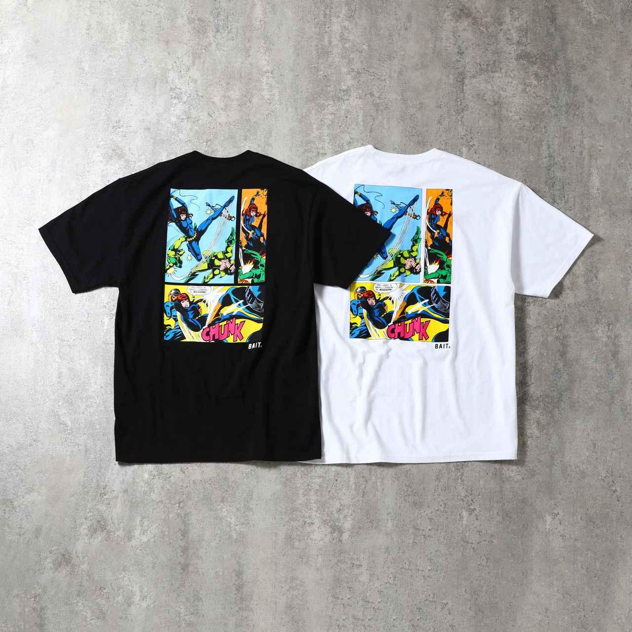 画像: BLACK WIDOW/TEE ¥6,380