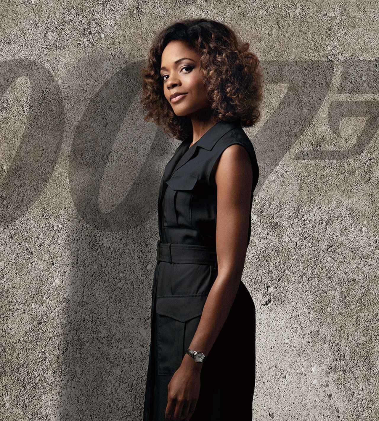 画像1: 007シリーズで女性たちがストーリーの推進力となり、アクションもこなす存在になっていることは素晴らしいことだと思うわ