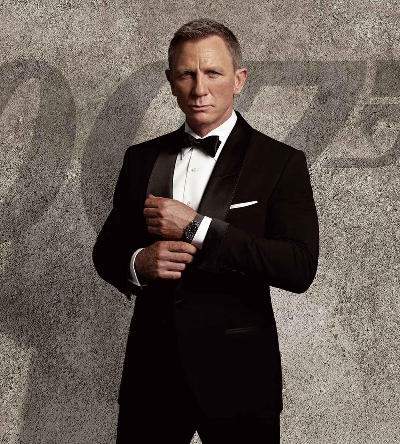 画像1: ダニエル・クレイグがこだわった「007/ノー・タイム・トゥ・ダイ」でボンドが着用する新タイムピース