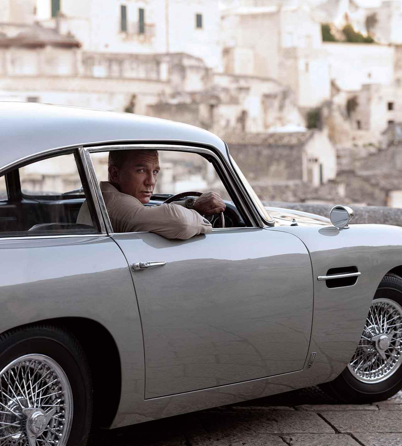 画像1: 【ファン必見】『007/ノー・タイム・トゥ・ダイ』にてキャストが着用しているOMEGAのタイムピース