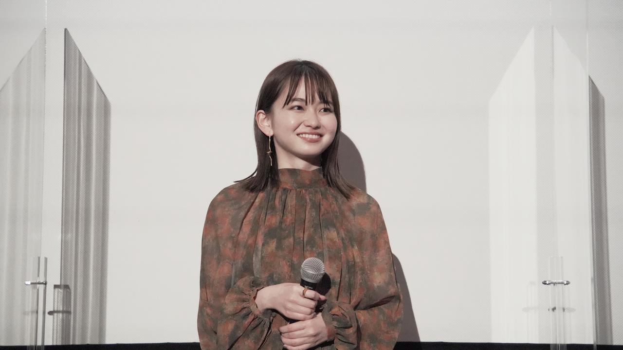 画像: 主人公の愛について、主演の山田杏奈