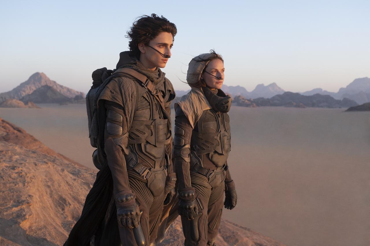 画像: 『DUNE/デューン 砂の惑星』トロント国際映画祭で世界最速IMAX上映が実施!絶賛の声相次ぐ - SCREEN ONLINE(スクリーンオンライン)