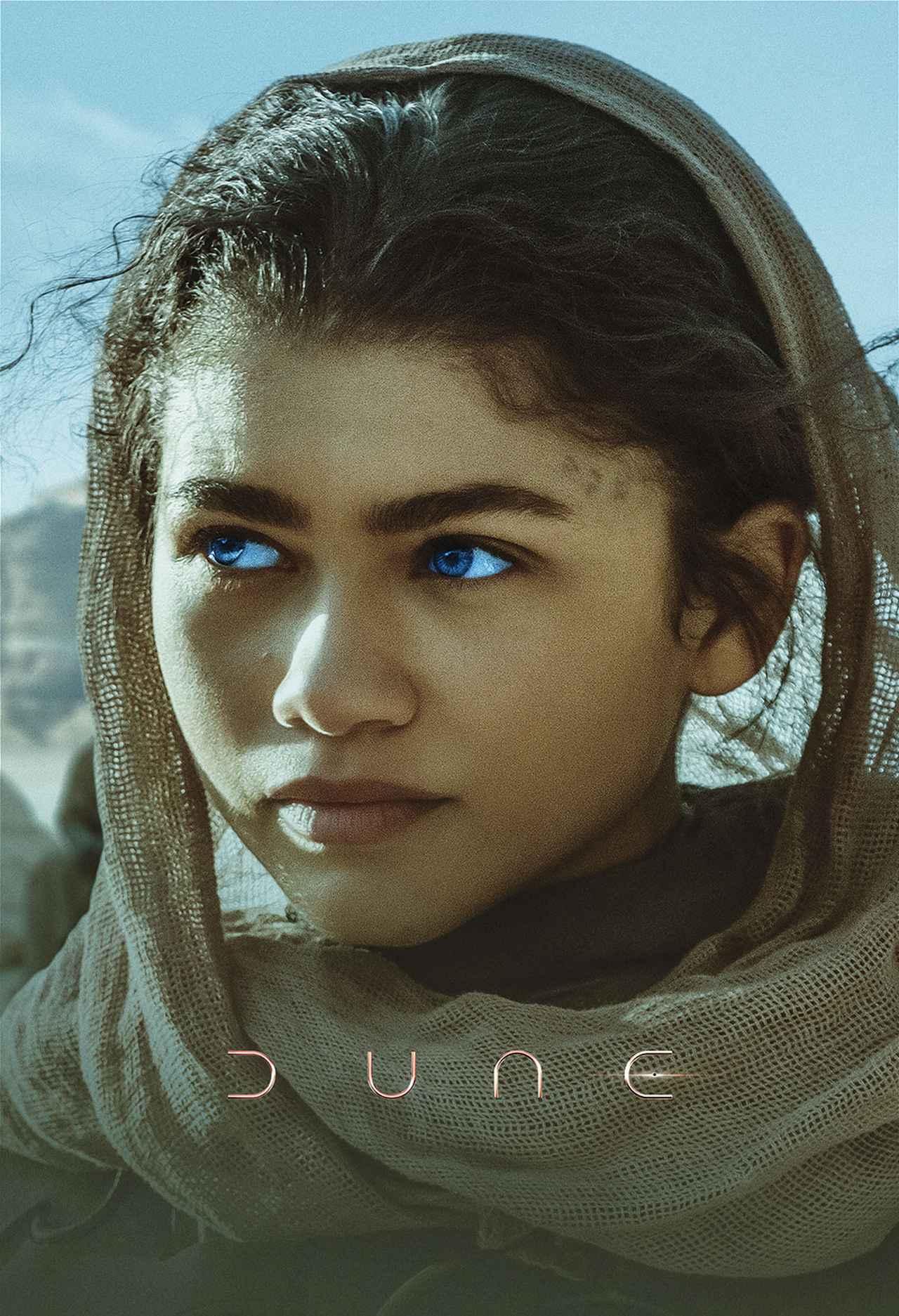 画像5: 『DUNE/デューン 砂の惑星』人物紹介&基本用語ガイド