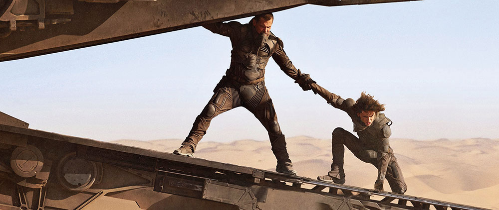 画像: 砂の惑星デューンで繰り広げられるのは宇宙世界の混迷を軸にした壮大なドラマ