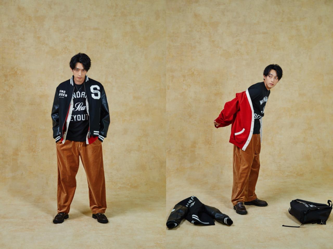 画像17: 東京発のアパレルブランド3周年を記念した杉野遥亮起用のコレクション展開
