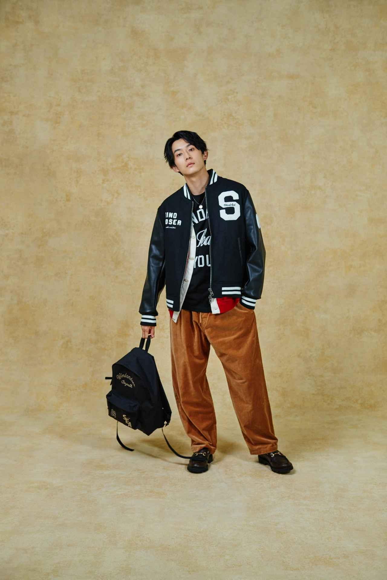 画像13: 東京発のアパレルブランド3周年を記念した杉野遥亮起用のコレクション展開