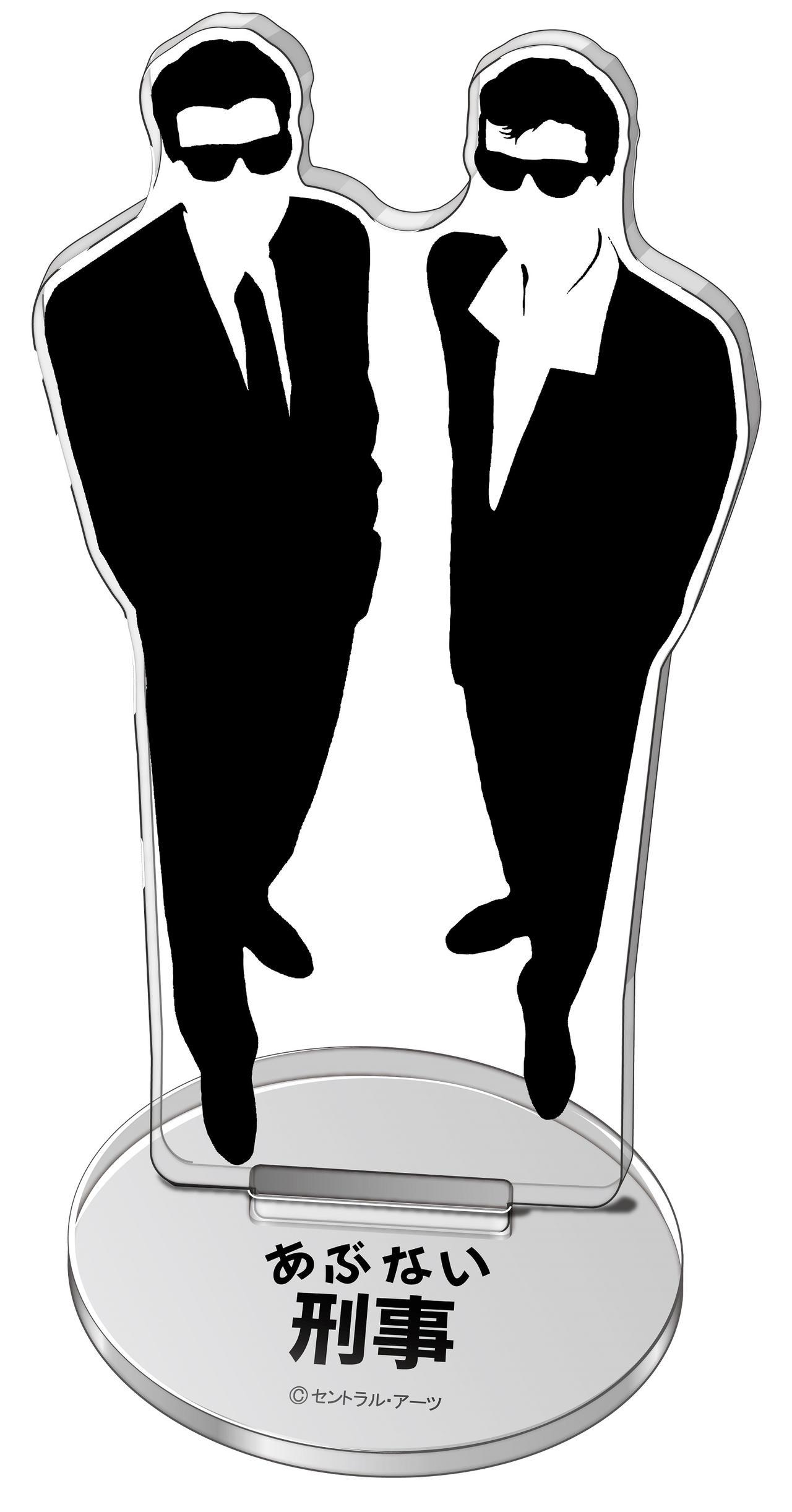 画像2: 「あぶない刑事」フィギュア解説動画が公開!さらに新グッズ2点が本日より発売へ