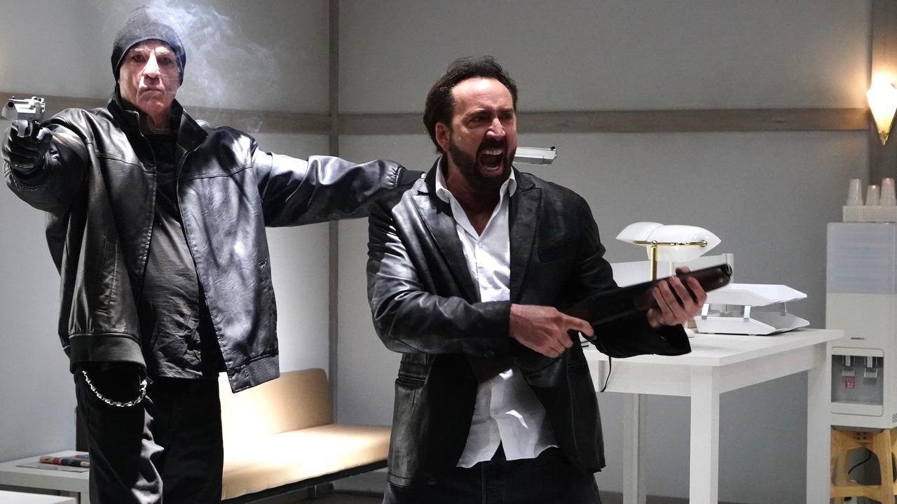 画像2: ニコラス・ケイジ主演『プリズナーズ・オブ・ゴーストランド』で念願のハリウッドに進出! 園子温監督インタビュー