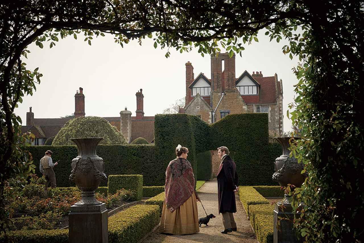 画像: 2.イギリス国内有数の歴史的スポットでロケ撮影を敢行