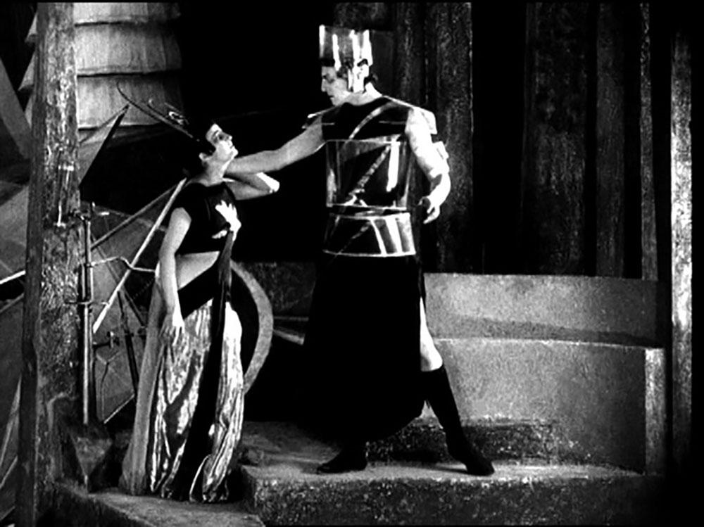 画像: 『アエリータ』(1924)