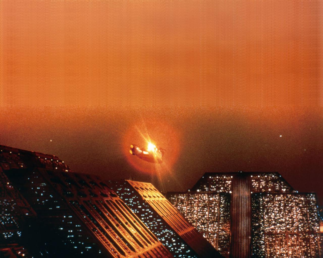 画像: 『ブレードランナー』(1982)