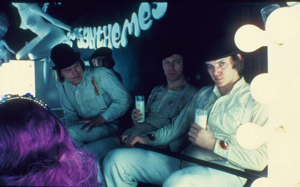 画像: 『時計じかけのオレンジ』(1971)