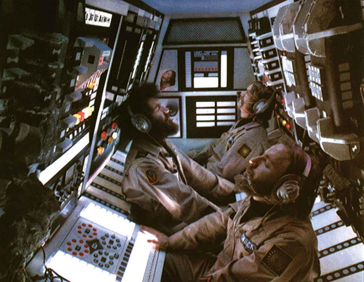 画像: 『ダーク・スター』(1974)